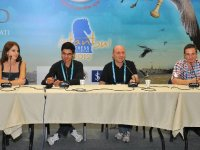 Press conference Anish Giri thumb