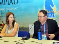 Press conference Boris Gelfand thumb