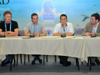 Press conference French team thumb