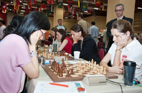 Round 8 China Poland